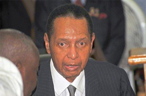 Der Ex-Diktator von Haiti, Jean-Claude Duvalier, ist mit 63 Jahren gestorben. Foto: dpa