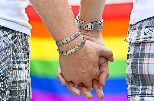Hand in Hand in die Zukunft, das wollen auch viele homosexuelle Paare Foto: dpa