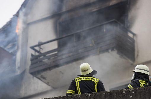 Der Mann soll seine Wohnung in Brand gesetzt haben. Foto: 7aktuell.de/Oskar Eyb