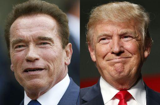 Schlagabtausch zweier Reality-TV-Stars