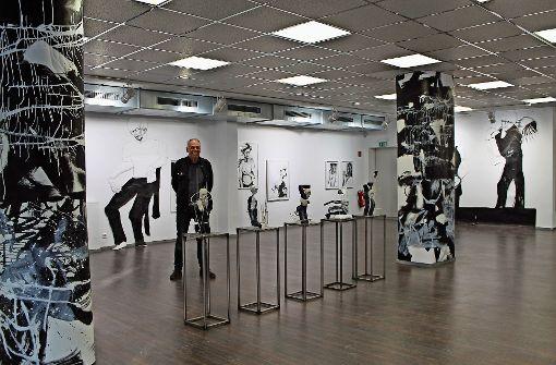 Hartmut Renner stellt in Städtischer Galerie aus