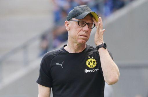 Peter Stöger verlässt den BVB