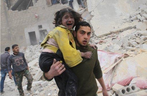 Herumtapsen in Syrien