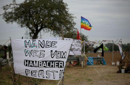 Polizei Aachen verbietet Demonstration gegen Rodung
