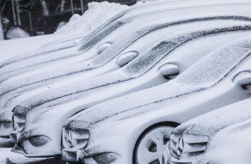 Autos: Zahl der Neuzulassungen auf Höchststand
