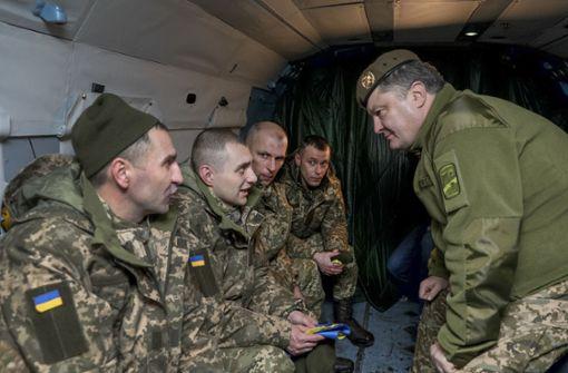 Schwieriger Gefangenenaustausch in der Ukraine