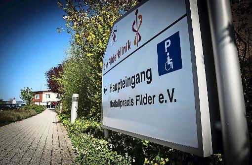 Verfahren gegen Arzt an der Filderklinik eingestellt