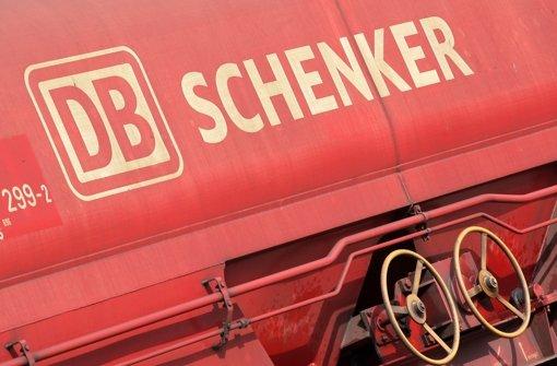 Bei Schenker Rail sollen Stellen abgebaut werden. Foto: dpa