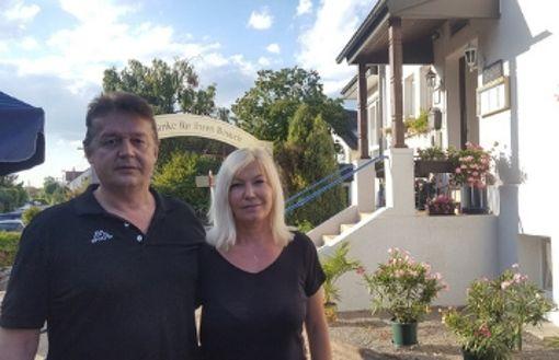 Der Gasthof Franziska erhält einen internationalen Touch