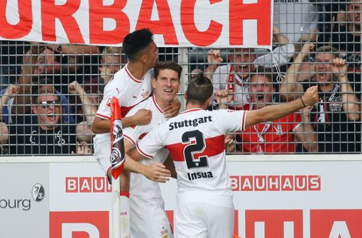 Schafft Mario Gomez einen Bundesliga-Rekord?