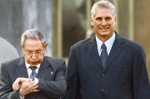 """Kuba sagt """"Adiós,  Castro"""""""