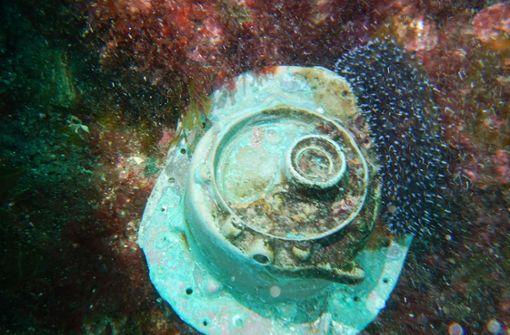 Weltkriegs-U-Boot vor spanischer Küste entdeckt