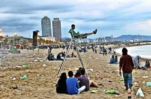 Wie Urlaubsorte von Urlaubermassen überrannt werden