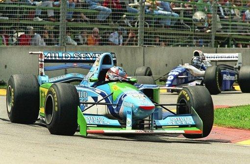 Die heißesten Duelle in der Formel 1