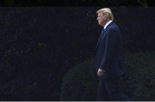Tonaufzeichnungen bringen Donald Trump in Bedrängnis