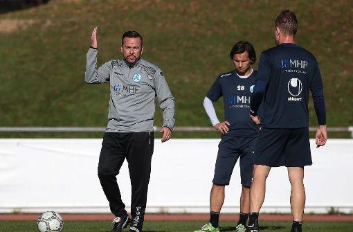 Stuttgarter Kickers entlassen Trainer!