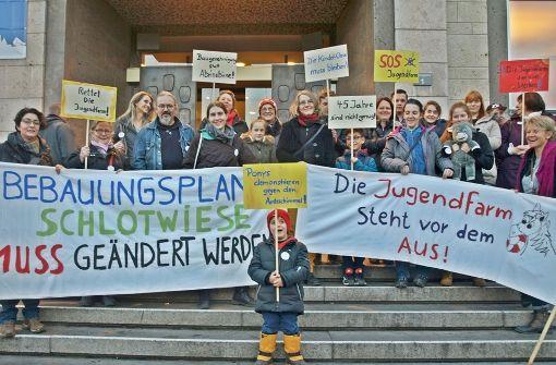 Der Protest scheint Früchte zu tragen. Foto: Hans-Peter Mangold (z)