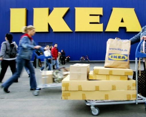 Ikea ruft Kinderhochstuhl zurück