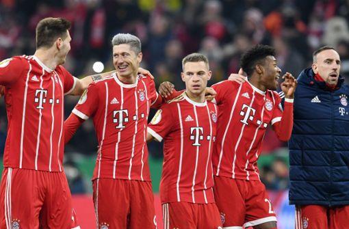 FC Bayern gastiert im Viertelfinale beim SC Paderborn