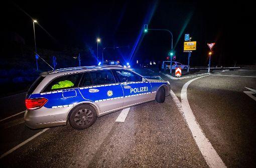 Polizei sucht einen wichtigen Zeugen