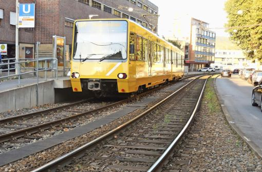 Stadtbahnlinien U4 und U9 unterbrochen