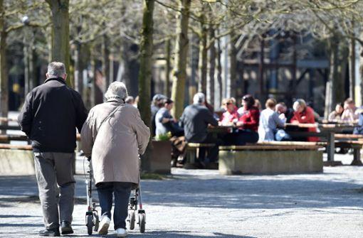 Jede dritte Pensionskasse in Schwierigkeiten
