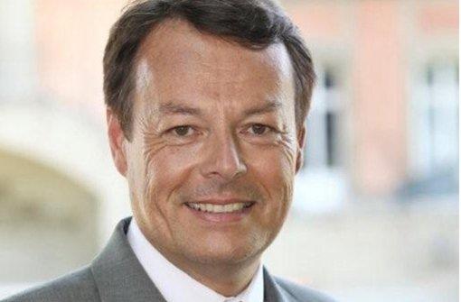 Klaus Tappeser. Foto: StN