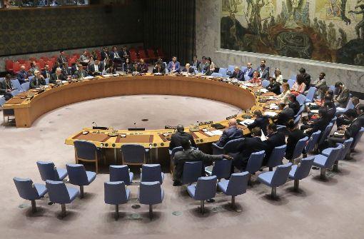 Südkorea und Japan fordern neue Sanktionen
