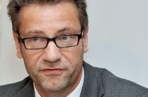 Peter Hauk, Fraktionschef der CDU im Landtag  Foto: dpa