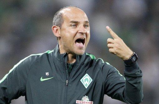 Bremen trennt sich von Trainer Skripnik