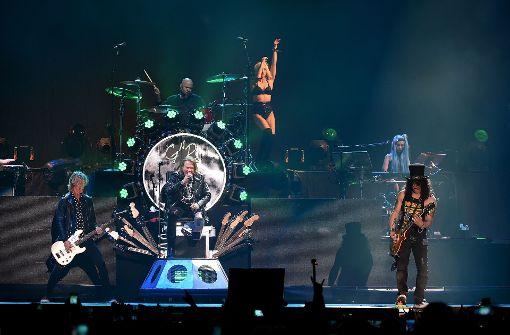 Konzert von Guns N' Roses unterbrochen