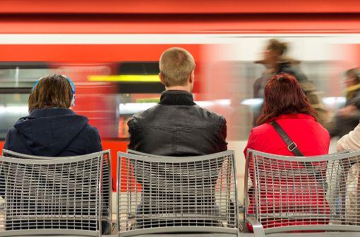 Eine Woche voller Störungen bei der S-Bahn
