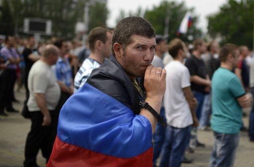 Separatisten halten OSZE-Beobachter fest