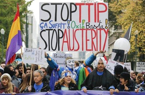 Verbraucherschützer für TTIP light