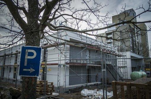 So wie hier in Neugereut sollen im Stadtgebiet weitere Systembauten entstehen. Foto: Lichtgut/Max Kovalenko
