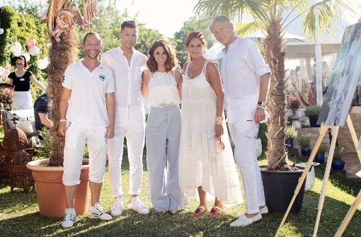 Andrea Berg organisiert Party fürs Brautpaar