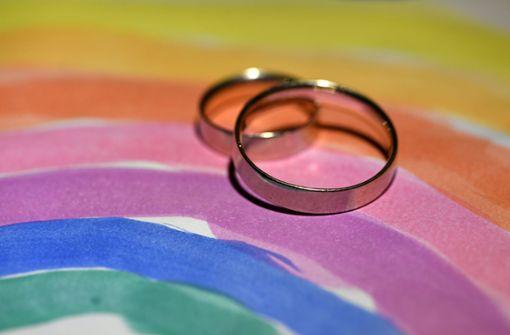 Glockengeläut auch für homosexuelle Paare gefordert