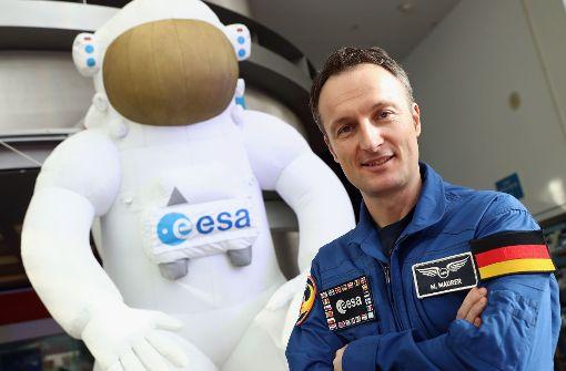 Neuer deutscher Astronaut im Esa-Team