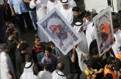 Nach einem Bericht des Nachrichtensenders Al-Arabija wurde auch der inhaftierte schiitische Geistliche Scheich Nimr al-Nimr hingerichtet. Foto: dpa