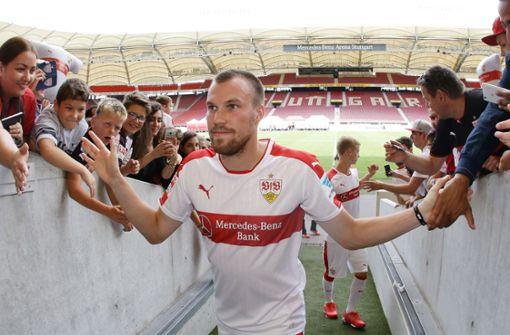 Kevin Großkreutz kommt wieder ins Stadion