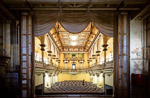 Schmuckstück: das königliche Kurtheater in Bad Wildbad Foto: Achim Zweygarth