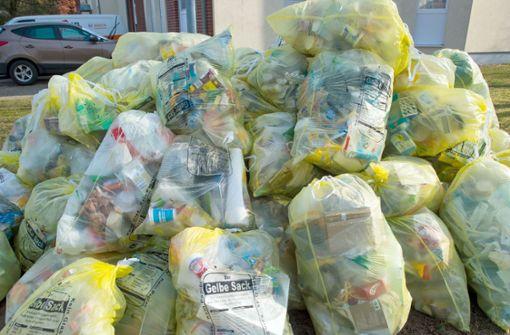 Die Menschen in Baden-Württemberg produzieren immer weniger Müll. Foto: dpa