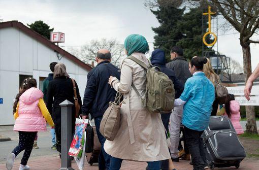 Tausende abgelehnte Asylbewerber abgeschoben