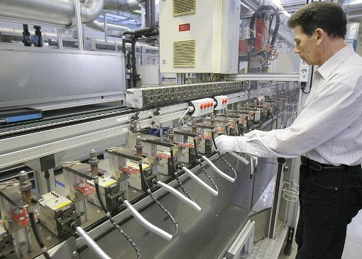 In Rutesheim produziert Bosch derzeit noch die Lambda-Sonde. Foto: dpa