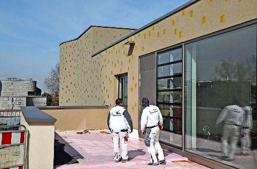 Neuropoli darf als erstes ins neue Bürgerhaus