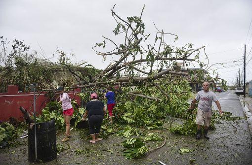 Ein Toter auf Puerto Rico