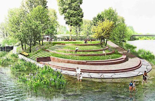 Region gibt 1,5 Millionen für Landschaftspark