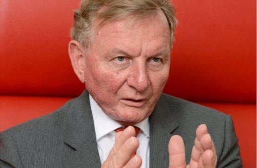 Dämpft die Erwartungen: SPD-Fraktionschef Claus Schmiedel Foto: dpa
