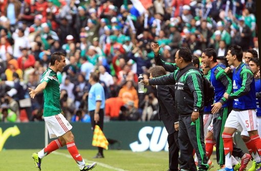 Rojas mit Neuseeland vor dem Aus
