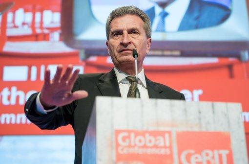 Europa soll digital vernetzt werden